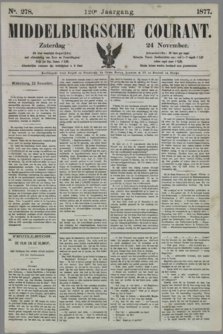 Middelburgsche Courant 1877-11-24