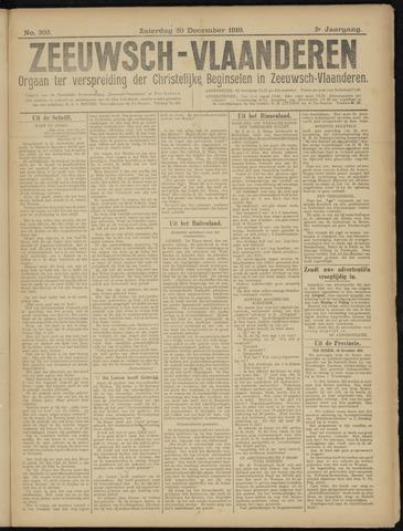 Luctor et Emergo. Antirevolutionair nieuws- en advertentieblad voor Zeeland / Zeeuwsch-Vlaanderen. Orgaan ter verspreiding van de christelijke beginselen in Zeeuwsch-Vlaanderen 1919-12-20