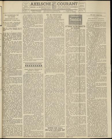 Axelsche Courant 1950-03-25