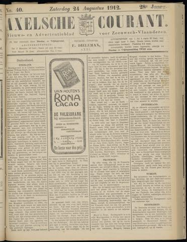 Axelsche Courant 1912-08-24