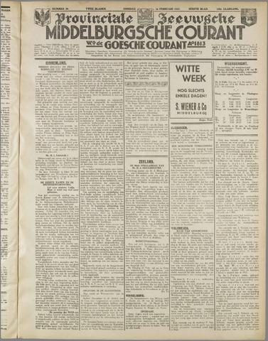 Middelburgsche Courant 1937-02-16
