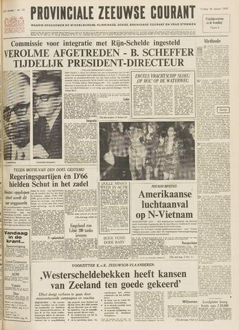 Provinciale Zeeuwse Courant 1970-01-30