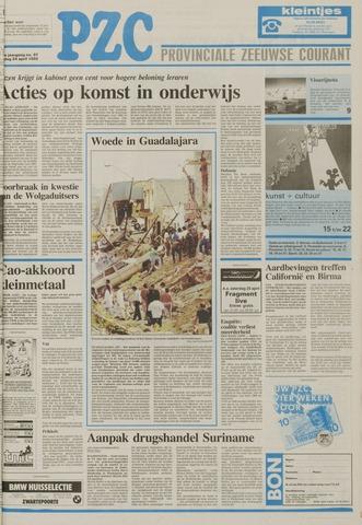 Provinciale Zeeuwse Courant 1992-04-24