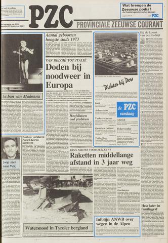 Provinciale Zeeuwse Courant 1987-08-26