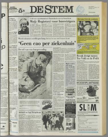 de Stem 1992-05-07