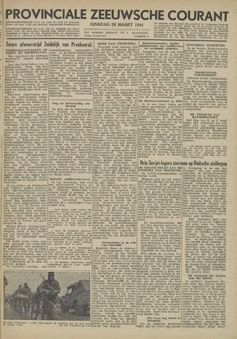 Provinciale Zeeuwse Courant 1944-03-28