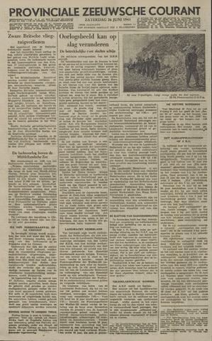Provinciale Zeeuwse Courant 1943-06-26