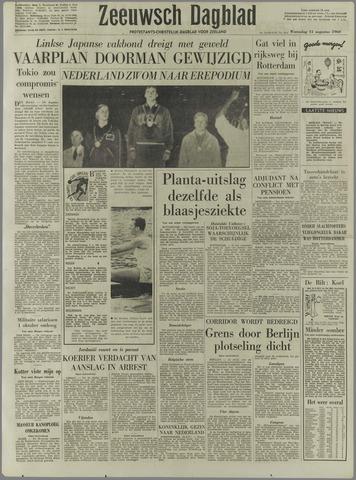Zeeuwsch Dagblad 1960-08-31