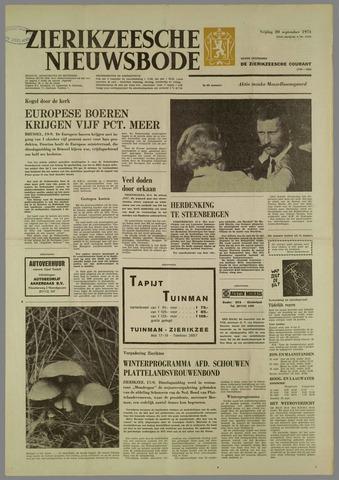 Zierikzeesche Nieuwsbode 1974-09-20