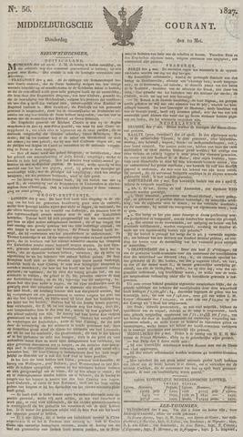 Middelburgsche Courant 1827-05-10