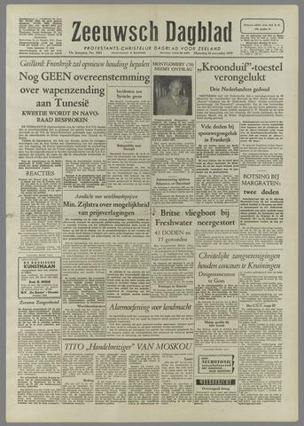 Zeeuwsch Dagblad 1957-11-18