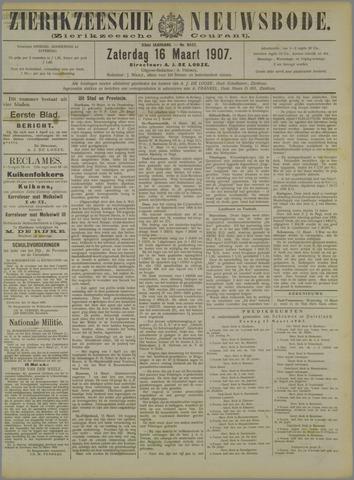 Zierikzeesche Nieuwsbode 1907-03-16