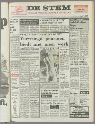 de Stem 1977-05-13