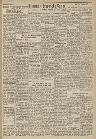 Provinciale Zeeuwse Courant 1945-10-22