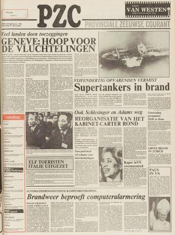 Provinciale Zeeuwse Courant 1979-07-21