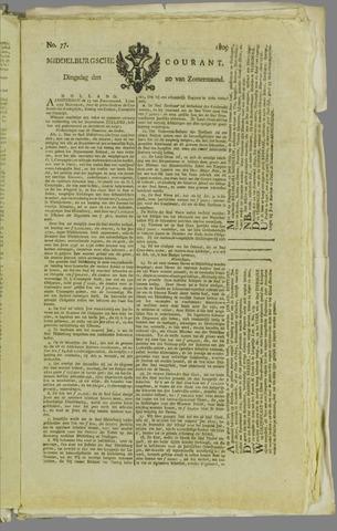 Middelburgsche Courant 1809-06-20
