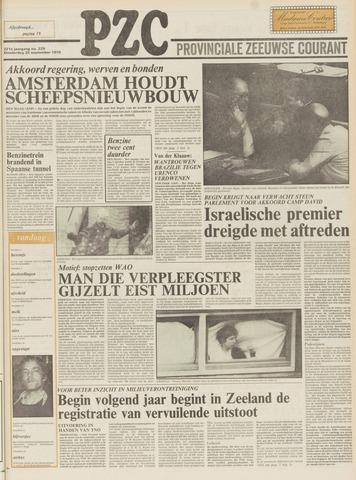 Provinciale Zeeuwse Courant 1978-09-28
