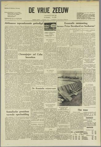 de Vrije Zeeuw 1963-05-27
