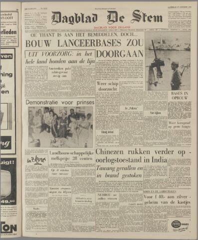 de Stem 1962-10-27