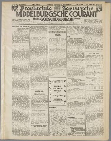 Middelburgsche Courant 1934-12-12