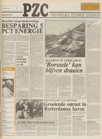 Provinciale Zeeuwse Courant 1979-04-06