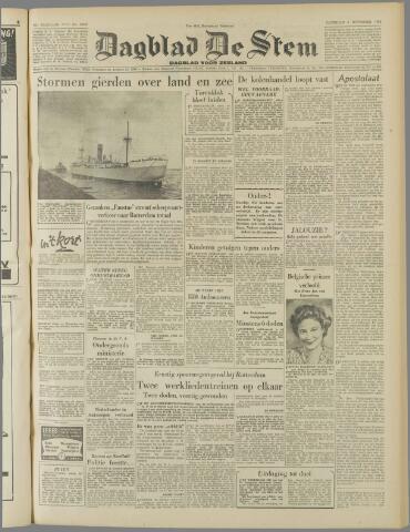 de Stem 1952-11-08