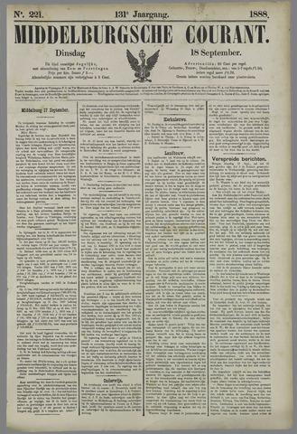 Middelburgsche Courant 1888-09-18