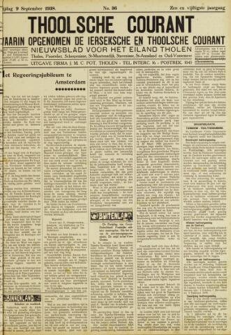 Ierseksche en Thoolsche Courant 1938-09-09