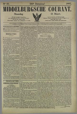 Middelburgsche Courant 1887-03-21