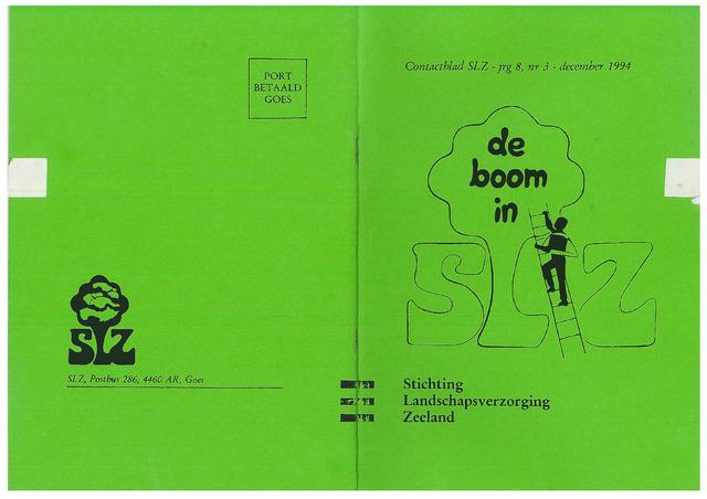 Landschapsbeheer Zeeland - de Boom in 1994-12-01