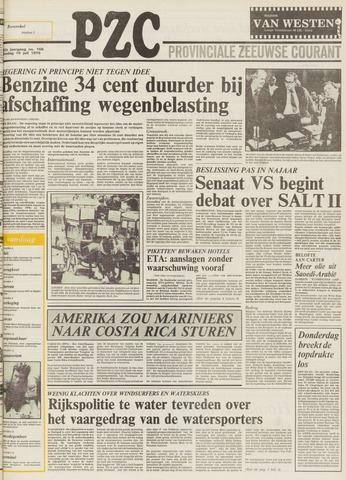 Provinciale Zeeuwse Courant 1979-07-10