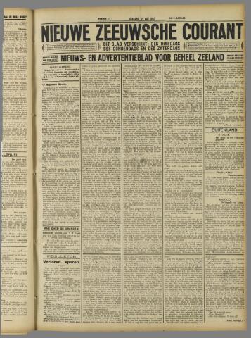 Nieuwe Zeeuwsche Courant 1927-05-24