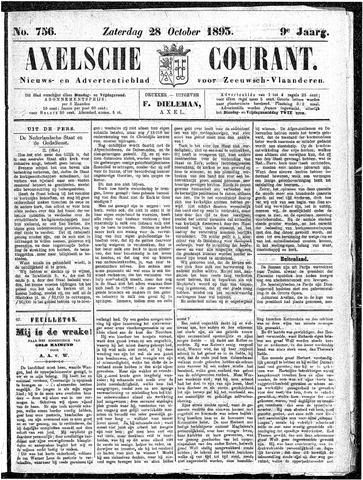 Axelsche Courant 1893-10-28