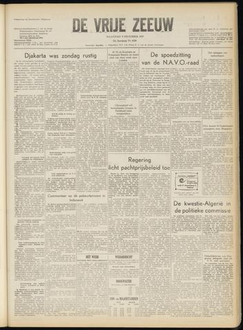 de Vrije Zeeuw 1957-12-09