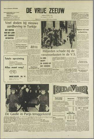de Vrije Zeeuw 1967-07-28
