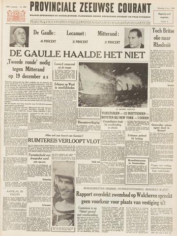 Provinciale Zeeuwse Courant 1965-12-06