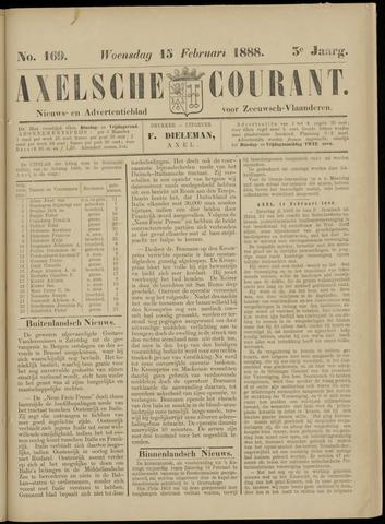 Axelsche Courant 1888-02-15