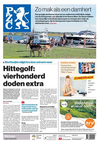 Provinciale Zeeuwse Courant 2019-08-09