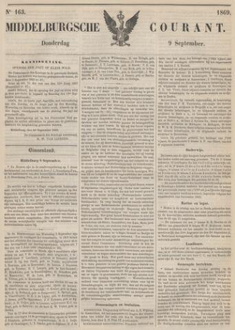 Middelburgsche Courant 1869-09-09
