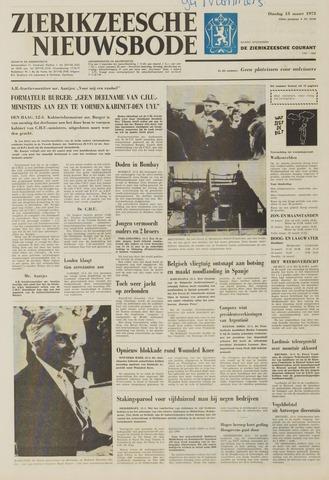 Zierikzeesche Nieuwsbode 1973-03-13