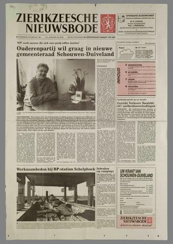 Zierikzeesche Nieuwsbode 1995-02-23