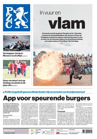Provinciale Zeeuwse Courant 2019-05-27