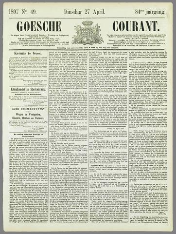 Goessche Courant 1897-04-27
