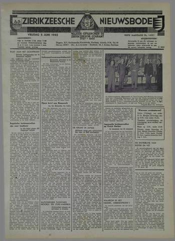 Zierikzeesche Nieuwsbode 1942-06-05