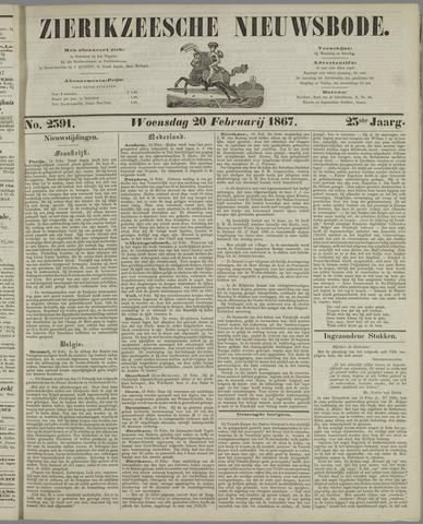 Zierikzeesche Nieuwsbode 1867-02-20