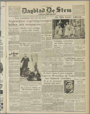 de Stem 1955-09-22
