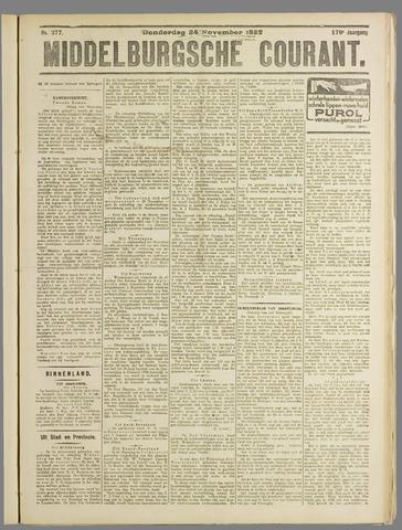 Middelburgsche Courant 1927-11-24