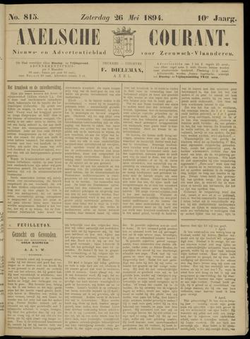 Axelsche Courant 1894-05-26