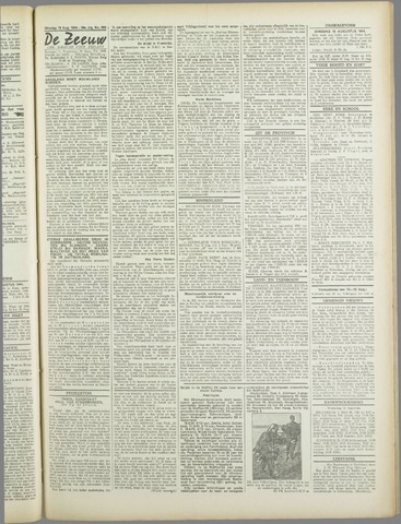 De Zeeuw. Christelijk-historisch nieuwsblad voor Zeeland 1944-08-15