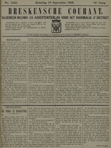 Breskensche Courant 1909-09-18